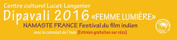 """DIPAVALI 2016 À SAINT-PIERRE SOUS LE THÈME : ''FEMME LUMIÈRE"""""""