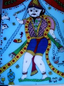 LES PADONS : l'ART HINDOU REUNIONNAIS