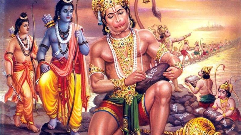 Saviez-vous : Seigneur Hanuman avait un fils qui est né d'un poisson
