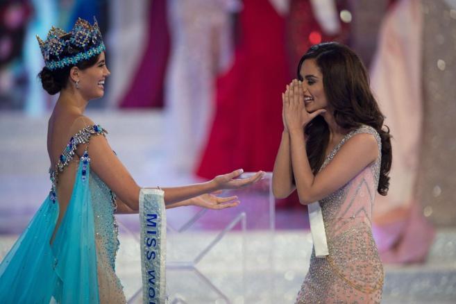 Miss Monde 2017 : Miss Inde couronnée