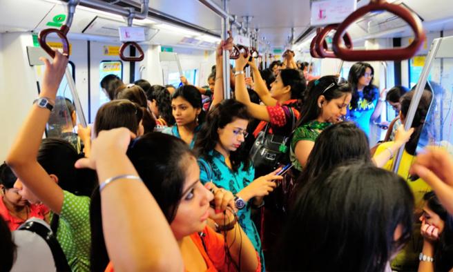 INDE : TOUS LES TRANSPORTS EN COMMUN BIENTÔT GRATUITS POUR LES FEMMES