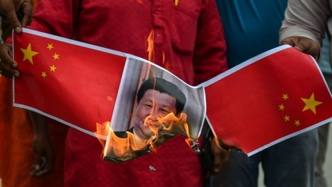 CHINE-INDE : LE CHOC DES NATIONALISMES