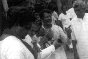 """""""Pousari et Woulkè, sanctuaire du Galion. Trinité. Martinique"""""""