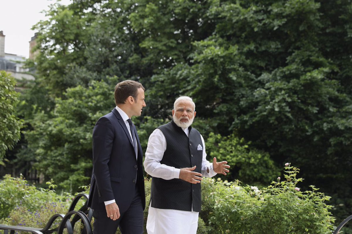 L'Inde assure la France de son soutien à l'accord de Paris sur le climat