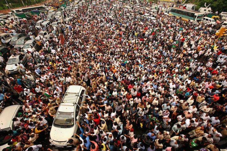 La Chine, détrônée par l'Inde en nombre d'habitants ?