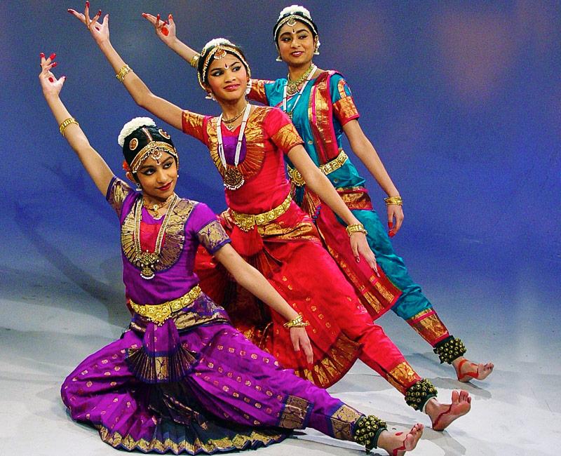 Bharata natyam, l'une des plus anciennes danses indiennes