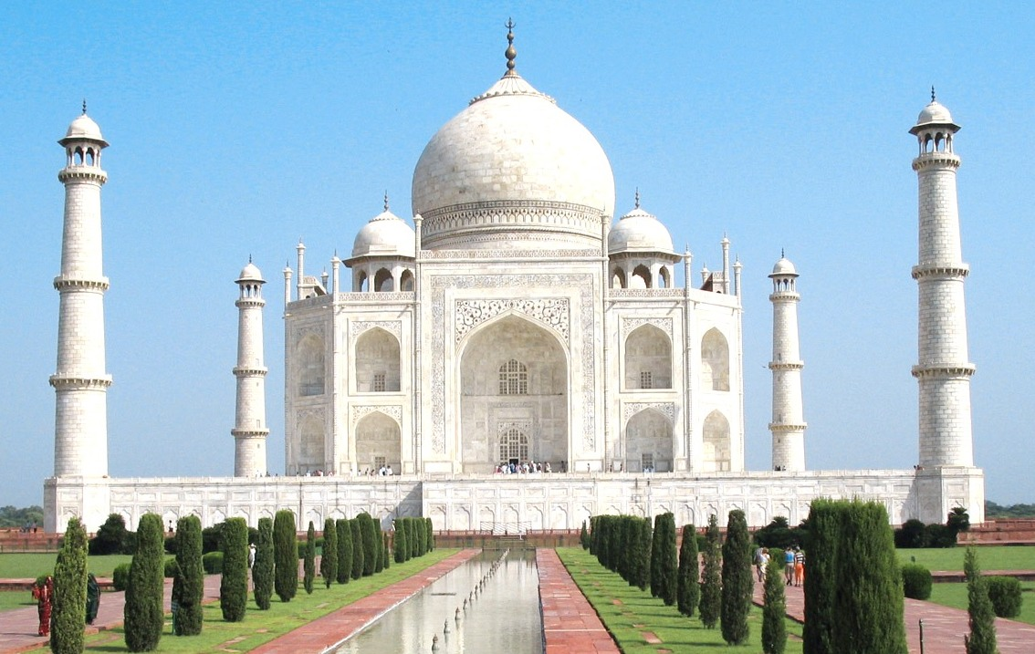 A visit to a historical place essay taj mahal