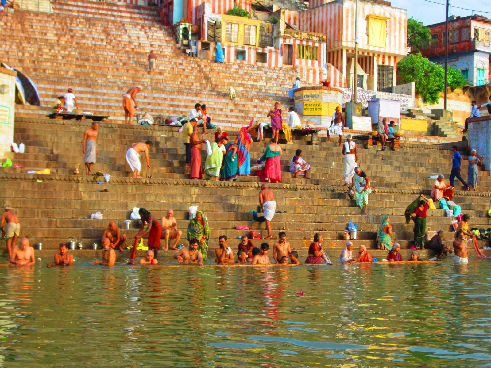 L'histoire du Gange