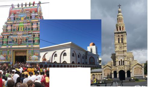 La laïcité pratique à La Réunion : 'Nout vive ensemb'