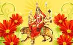 Troisième jour de Navratri - Maa Chandraghanta