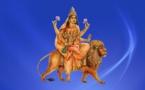 Cinquième jour de Navratri - Déesse Skandmata