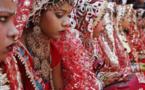 LES MARIAGE D'ENFANTS EN INDE