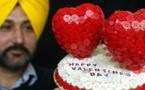 La Saint-Valentin en Inde, le choc des cultures