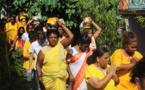 FÊTE MARIAMMAN AU TEMPLE PANDIALE PRIMAT 2017