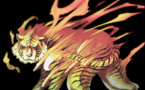 TIGRE OU LION : VAHANA DE SHAKTI