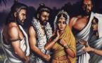 LE MARIAGE DE DRAUPADI AVEC 5 HOMMES : LE SYMBOLISME