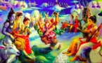 DIVINITÉS HINDOUES ET LEURS INCROYABLES VÉHICULES (VAHANAS)