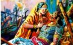 La Reine Gandhari, mère de 100 enfants