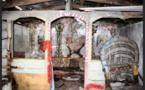 Le plus ancien Temple de l'île remontant à l'esclavagiste à était détruit en 2007