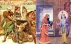 HISTOIRE DE DRAUPADI AMMEN