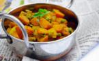 Recette de carottes à l'indienne Gajar ki sabji