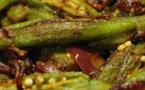 Recette des gombos aux épices indiennes