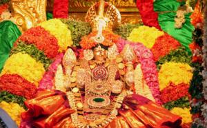 Les 108 noms de Sri Maha Lakshmi Devi