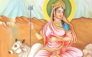 Premier jour de Navratri - Maa Shailputri