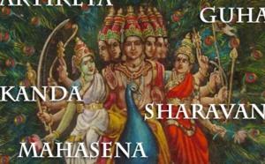 Comment le Seigneur Muruga a-t-il le nom Guha?