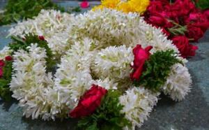 pourquoi les fleurs sont-elles offertes à Dieu ?