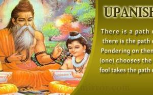 Le poème des Upanishad
