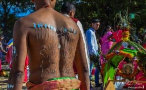 SITTIRAI CAVADEE 2018 À SAINT-PIERRE : SIGNE DE DÉVOTION AU SEIGNEUR MURUGA