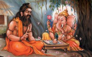 """Le """"véritable"""" grand père des Pandavas et des Kauravas"""