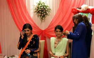 Saint-Valentin : en Inde, le mariage, sinon rien