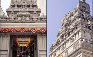 The Hindu Temple Society of North America : l'un des premiers temples de New York