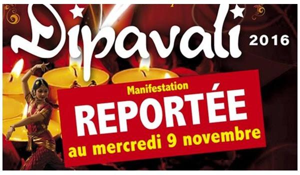 Saint-Leu : la fête du Dipavali reportée
