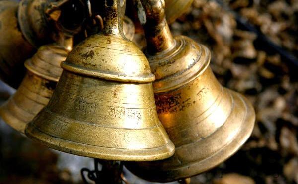 Pourquoi sonner la cloche dans un temple ?
