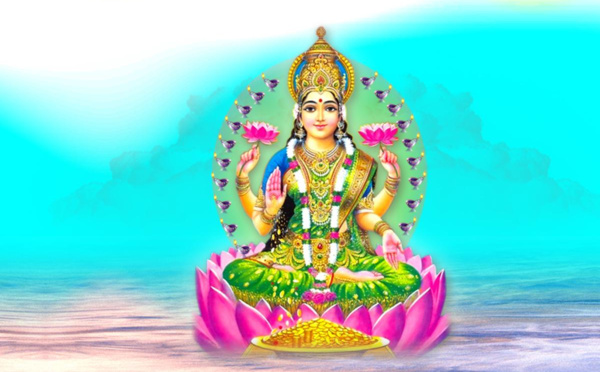 Remèdes simples à la déesse de Dieu Lakshmi vendredi