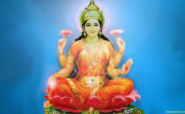 Les 10 plus puissants Mantra à Lakshmi pour l'argent, Richesse, Abondance & Fortune