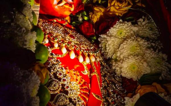La Déesse Patélé Karli célébrée au Temple Bois-Rouge
