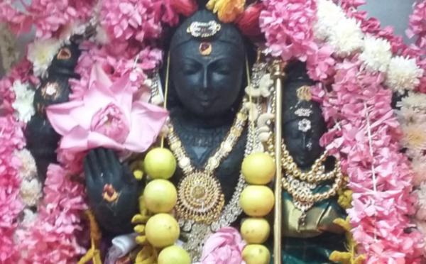 SWARNA BHAIRAVA : LA FORME TERRIBLE DU SEIGNEUR SHIVA