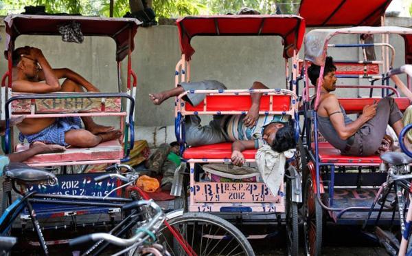 Inde : une vague de chaleur tue 430 personnes