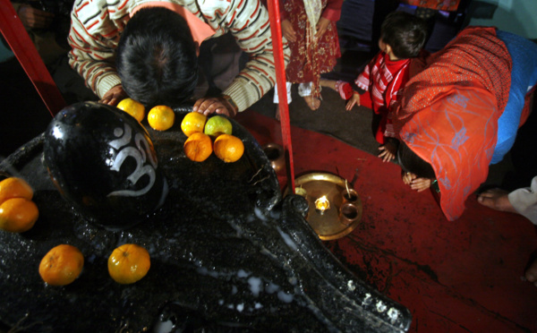 Comment et Pourquoi la Maha Shivratri est célébrée?