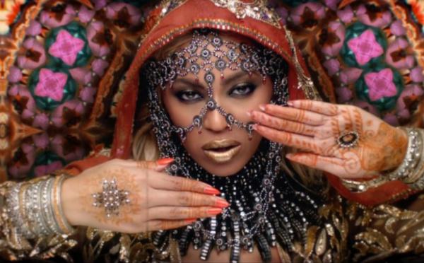 Taxé d'appropriation culturelle, ce clip de Beyoncé crée la polémique en Inde