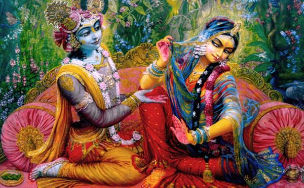 Krishna, l'amour incarné