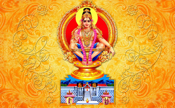Seigneur Ayyappan - Naissance et histoire