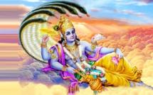 La stabilité du monde par Vishnu